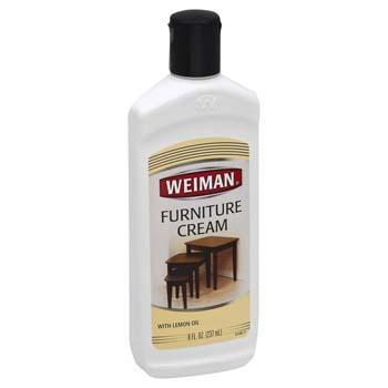 Weiman S Furniture Cream 8oz