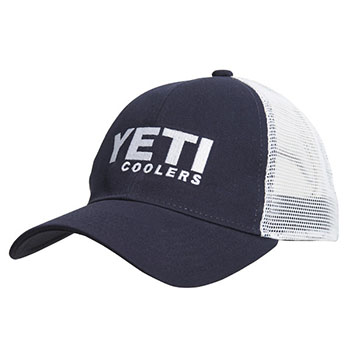 443e1fd1696 Yeti Trucker Hat Navy