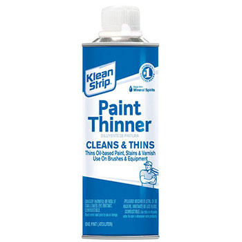 Thinners & Solvents